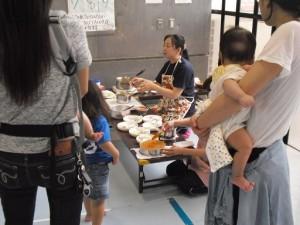 離乳食教室(2)