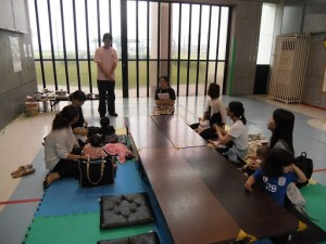 離乳食教室(1)